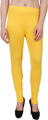 You Forever Women's Yellow Leggings