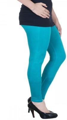 Fashioncrush Women's Light Blue Leggings