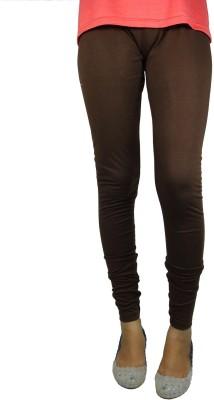 Bluedge Women's Brown Leggings