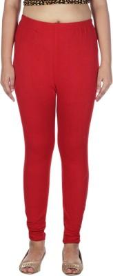 Sakshii Women's Red Leggings