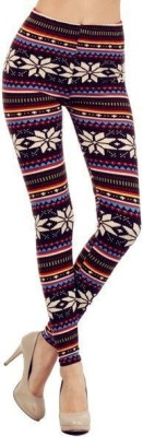 Sanchi Collection Women,s Multicolor Leggings