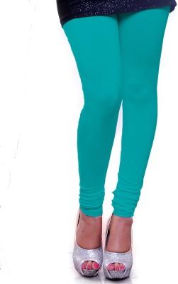 OrganicO Women's Blue Leggings