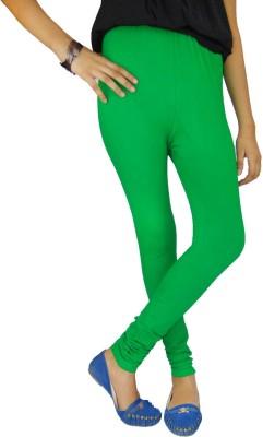 B VOS Women's Green Leggings