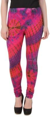 Mojeska Women's Pink Leggings