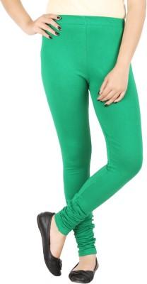 Garudaa Garments Women,s Light Green Leggings