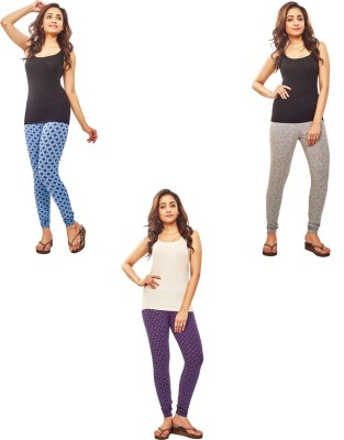 Luca Fashion Women's Multicolor Leggings