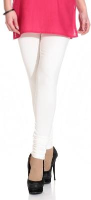 Olives Women's White Leggings