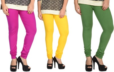 SHAYAN EXPORT Women's Multicolor Leggings