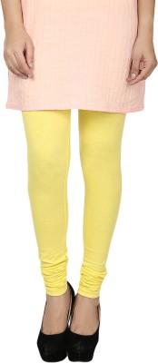 Reshma Women's Yellow Leggings