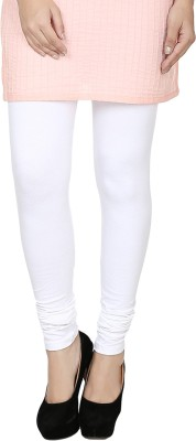Fizzaro Women's White Leggings