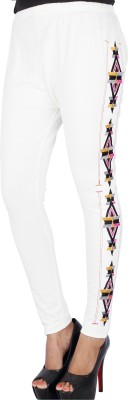 Gagrai Ecom Women's White Leggings
