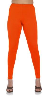 Rasi Silks Women's Red Leggings