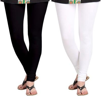 ZACHARIAS Women's Black, White Leggings