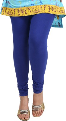 Sohniye Women's Blue Leggings