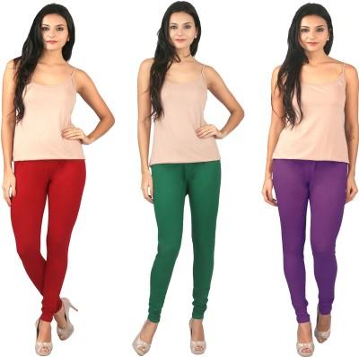 NE Women's Multicolor Leggings