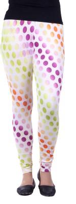 Kally Women's Green Leggings