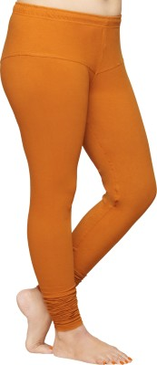 Pomelo Women's Brown Leggings