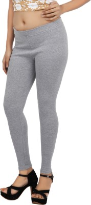 Comix Women's Grey Leggings