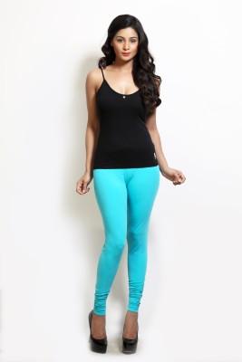 Design Classics Women's Light Blue Leggings