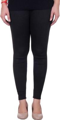Sellsy Women's Black Leggings