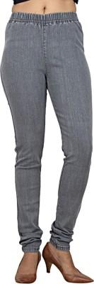 FCK-3 Women's Grey Jeggings
