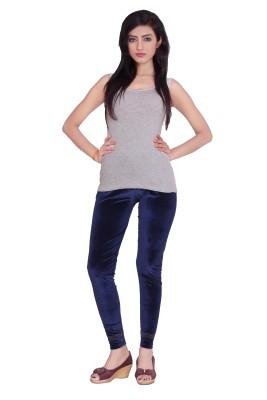 Teen Fitness Women's Dark Blue Leggings