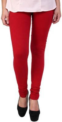 KANNAN Women's Red Leggings