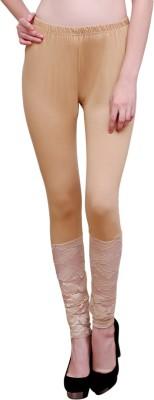 Poorvi collections Women's Beige Leggings
