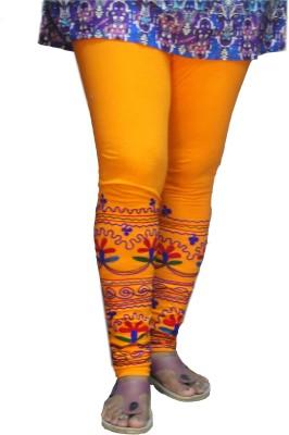 Vg store Women's Orange Leggings