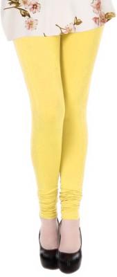 Sonari Fleur Women's Yellow Leggings