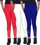 Xarans Women's Red, White, Blue Jeggings...