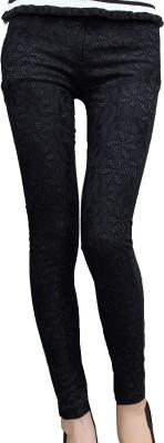 BURNN Women's Black Leggings