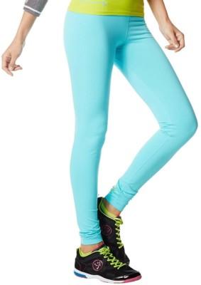 Abee Women's Light Blue Leggings