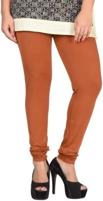 TOP ONE Women's Brown Leggings