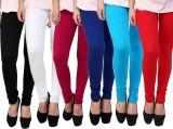 KDF Women's Multicolor Leggings (Pack of...
