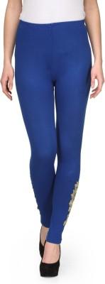 Vinnis Women's Blue Leggings