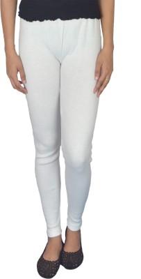 Akira Fashion Women's White Leggings