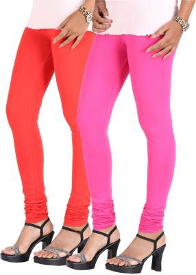 Greenwich Women,s Red, Pink Leggings