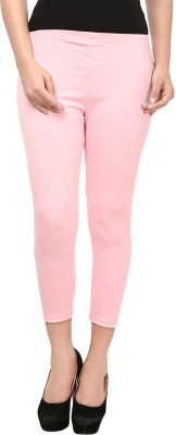 Beetle Women's Pink Leggings