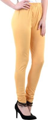 Mynte Women's Beige Leggings