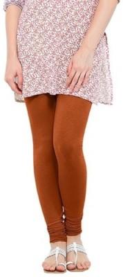 Wens Women's Brown Leggings