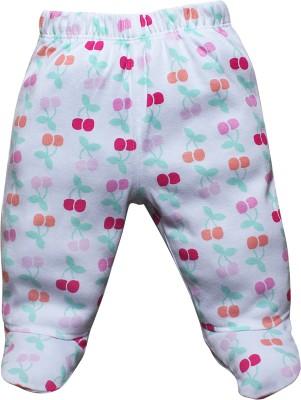 FS Mini Klub Baby Girl's White Leggings