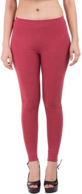 DeMoza Women's Maroon Leggings