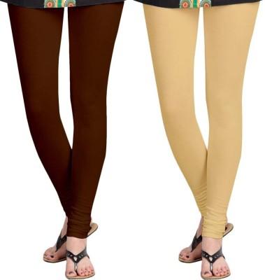 Roshni Creations Women,s Brown, Beige Leggings