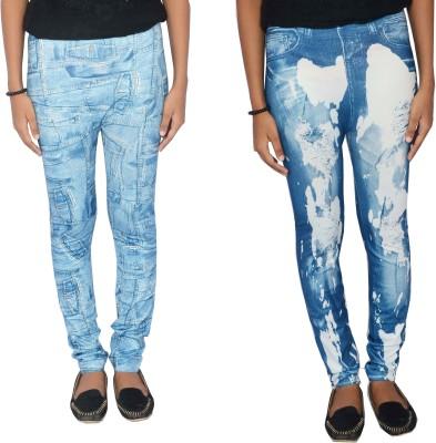 Zadine Women's Blue Jeggings