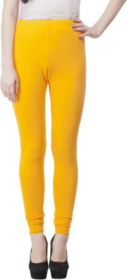 Vega Women's Yellow Leggings