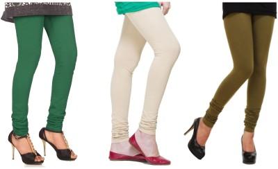 Afro Women's Multicolor Leggings