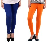 StudioRavel Women's Blue, Orange Legging...