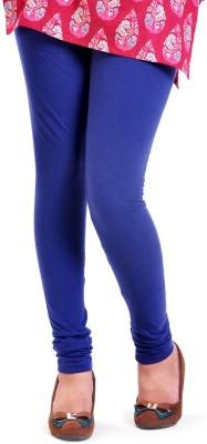 Wens Women's Blue Leggings