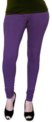 Boofa Women's Purple Leggings